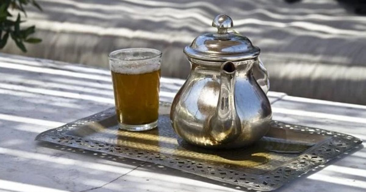 How to Make Moroccan Mint Tea Easily