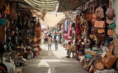 Kissariat In Fez