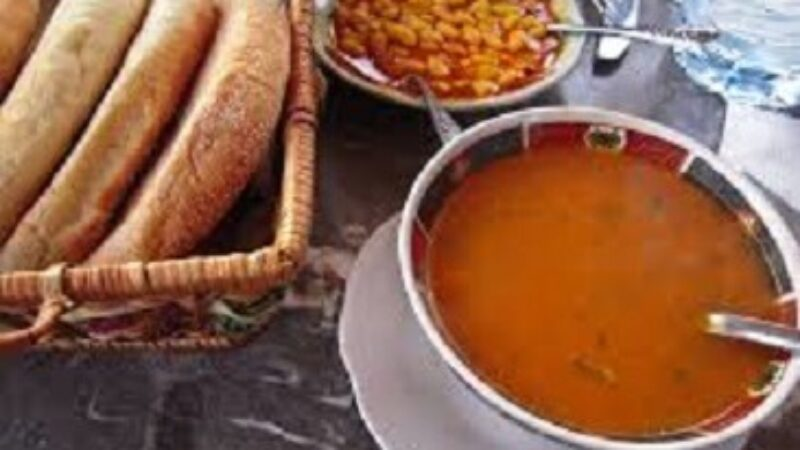 How To Make Easy Moroccan Soup Recipe (Traditional Harira Soup)
