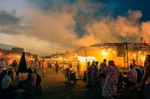 Marrakech, The Red City That Offers Beauty And Food!