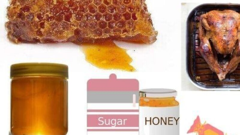 4 Amazing Ways To Use Honey In Your Kitchen