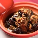 How Everybody Can Make The Authentic Moroccan Lamb Tagine With Prunes Easily!