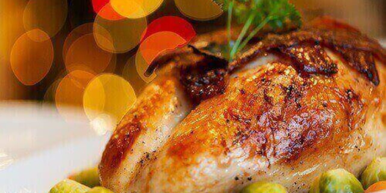 4 Tips For A Perfect Turkey!